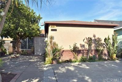 931 E 89th Street, Los Angeles, CA 90002 - #: OC18277298