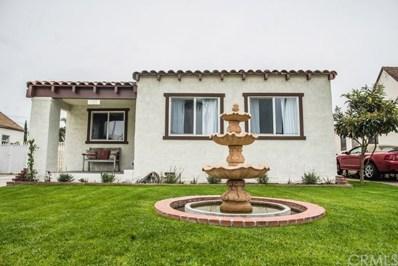 1135 S Parton Street, Santa Ana, CA 92707 - #: OC18286563