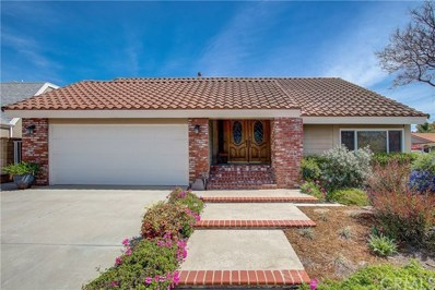 156 N Avenida Cienega, Anaheim Hills, CA 92807 - #: OC19086473
