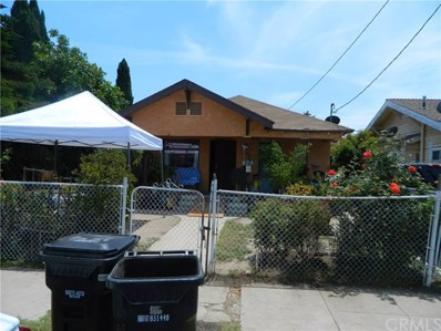 824 W 43rd Place, Los Angeles, CA 90037 - #: OC19178154