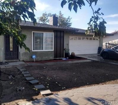 14034 Osage Road, Apple Valley, CA 92307 - #: OC19226341
