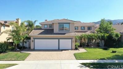 660 Sky Ridge Drive, Corona, CA 92882 - #: OC19227809