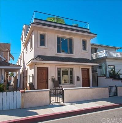 118 39th Street, Newport Beach, CA 92663 - #: OC19260130