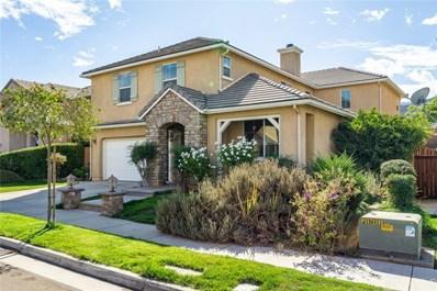 25213 Lemongrass Street, Corona, CA 92883 - #: OC19260174