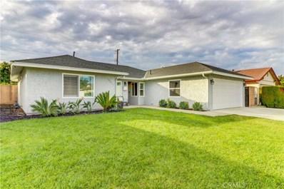 14611 Shinkle Circle, Huntington Beach, CA 92647 - #: OC19266881