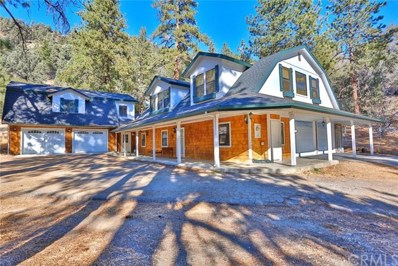 800 Swathout Canyon Road, Wrightwood, CA 92397 - #: OC20015130