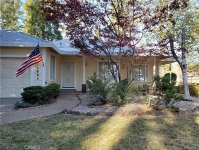 1695 Paradisewood Drive, Paradise, CA 95969 - #: PA19267803