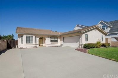 821 Blue Ridge Drive, Santa Maria, CA 93455 - #: PI18219609
