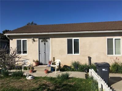 553 Tognazzini Avenue, Guadalupe, CA 93434 - #: PI21041949