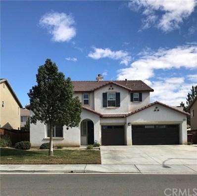 14444 Leeward Way, Moreno Valley, CA 92555 - #: PW18035026