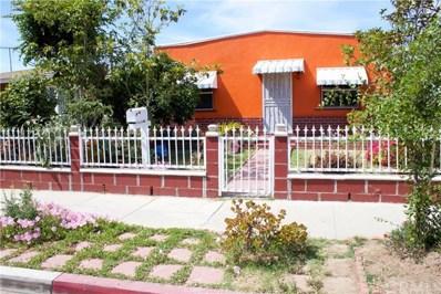 361 E 60th Street, Long Beach, CA 90805 - #: PW18111979