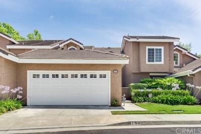 750 S Tourmaline Court, Anaheim Hills, CA 92807 - #: PW18148155