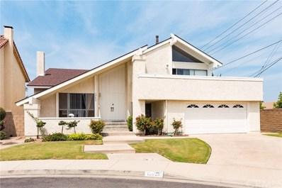 10499 Salinas River Circle, Fountain Valley, CA 92708 - #: PW18199018