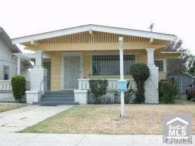 2032 W 43rd Street, Los Angeles, CA 90062 - #: PW18205123