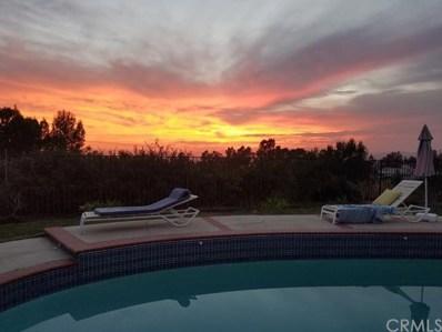 541 S Paseo Lucero, Anaheim Hills, CA 92807 - #: PW18211916