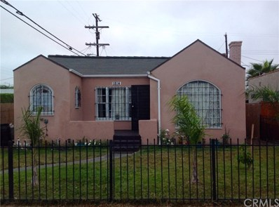 1814 W 67th Street, Los Angeles, CA 90047 - #: PW18224837