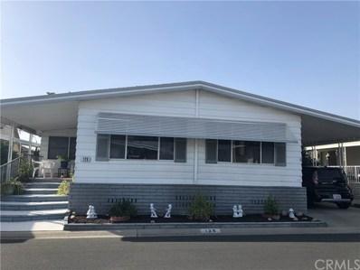 1400 S Sunki Street UNIT 129, Anaheim, CA 92806 - #: PW18230573