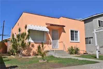 229 E Ellis Street, Long Beach, CA 90805 - #: PW18243219