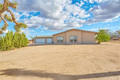 57055 Turner Road, Yucca Valley, CA 92284 - #: PW18245794