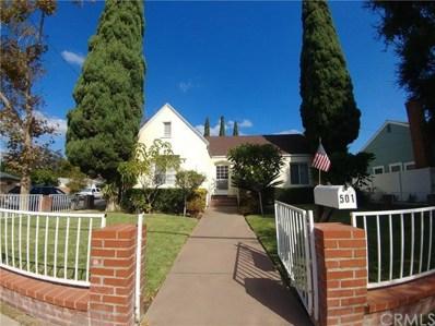 501 E Santa Clara Avenue, Santa Ana, CA 92706 - #: PW18246737