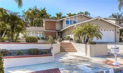 810 Teakwood Avenue, La Habra, CA 90631 - #: PW18250161