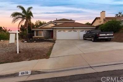 6670 Condor Drive, Riverside, CA 92509 - #: PW18254964
