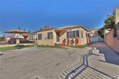 6230 Plaska Avenue, Huntington Park, CA 90255 - #: PW18265369