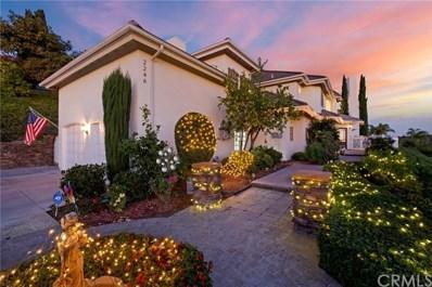 2246 Ardsheal Drive, La Habra Heights, CA 90631 - #: PW18288191
