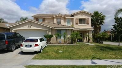 17304 Birchtree Street, Fontana, CA 92337 - #: PW18289472