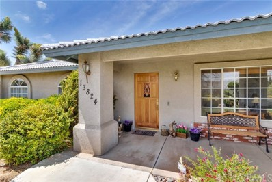 13824 Santee Road, Apple Valley, CA 92307 - #: PW19083512