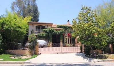 4233 Woodcliff Road, Sherman Oaks, CA 91403 - #: PW19128822