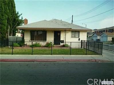 4407 Live Oak Street, Cudahy, CA 90201 - #: PW19144119