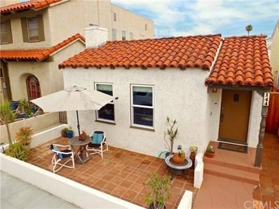 144 N Loreta, Long Beach, CA 90803 - #: PW19170652