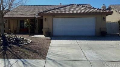10323 Bella Lane, Adelanto, CA 92301 - #: PW19221060