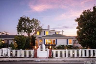 2809 Broad Street, Newport Beach, CA 92663 - #: PW20009809