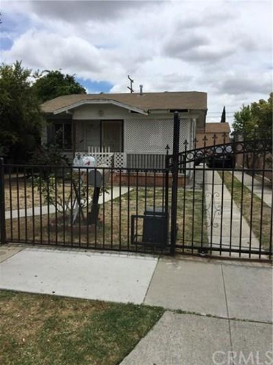 4118 E 52nd Street, Maywood, CA 90270 - #: RS17132238