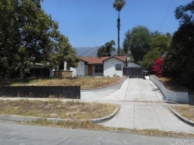 101 W Las Flores Drive, Altadena, CA 91001 - #: RS18184055