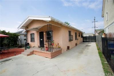 1021 W 62nd Street, Los Angeles, CA 90044 - #: RS18217093