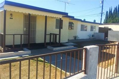 8260 Florence Street, Paramount, CA 90723 - #: RS18250106