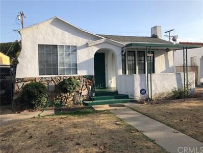 636 W 103rd Street, Los Angeles, CA 90044 - #: RS18252362