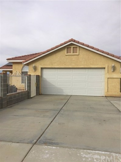 9601 Peach Avenue, California City, CA 93505 - #: RS19018766