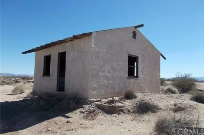 83135 Hayfield, 29 Palms, CA 92277 - #: RS19143330