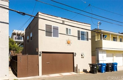834 Palm Drive, Hermosa Beach, CA 90254 - #: SB18095492