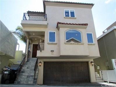728 Sunset Drive, Hermosa Beach, CA 90254 - #: SB18131510
