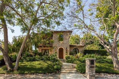 4100 Via Largavista, Palos Verdes Estates, CA 90274 - #: SB18189720