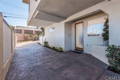 222 N Prospect Avenue UNIT B, Redondo Beach, CA 90277 - #: SB18229274