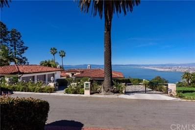 856 Rincon Lane, Palos Verdes Estates, CA 90274 - #: SB19048126