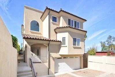 521 N Irena Avenue UNIT B, Redondo Beach, CA 90277 - #: SB19053298
