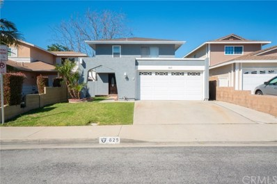 825 E Meadbrook Street, Carson, CA 90746 - #: SB19057440