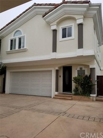 605 N Lucia Avenue UNIT B, Redondo Beach, CA 90277 - #: SB19087867